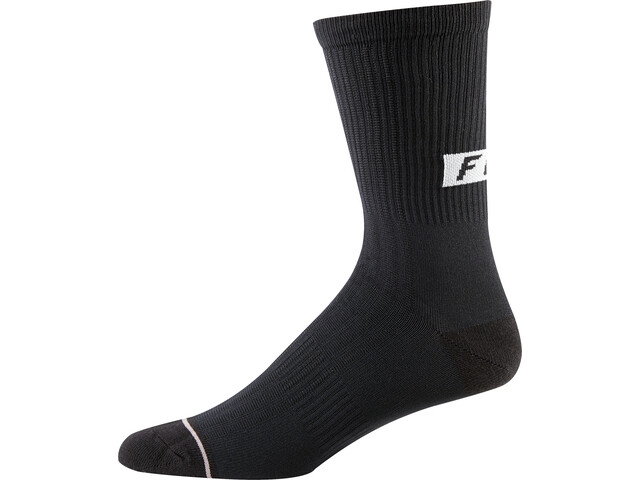 "Fox 6"" Trail Socks Men black"